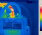 Тесто тепловизор – поиск перегретых контактов