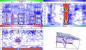 Определение координат дефектов с томографом A1040 MIRA